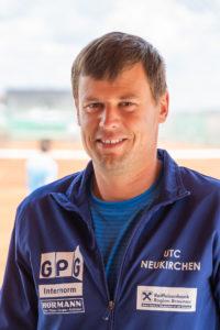 Stefan Grünbacher, Sportwart